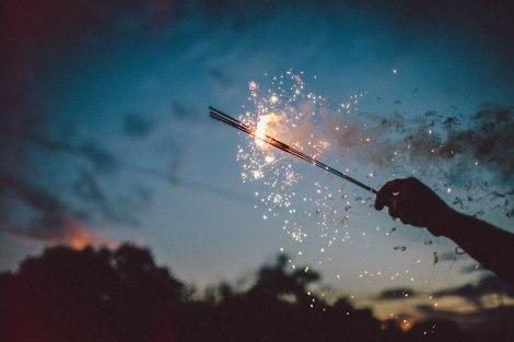 Ignite!Sparkler1